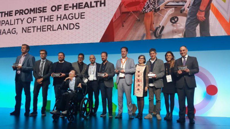 Gezond Lang Thuis - award
