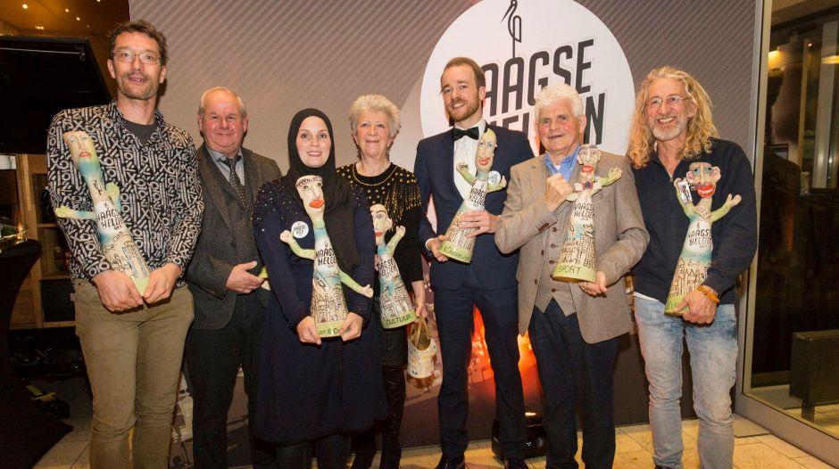 Haagse Helden Gala 2018 Winnaars